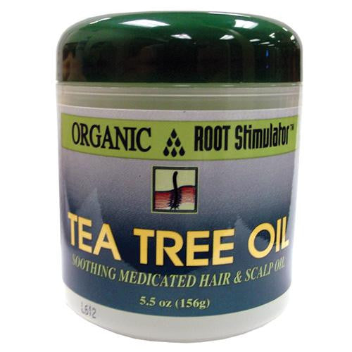 Organic Root Stimulator Tea Tree Oil