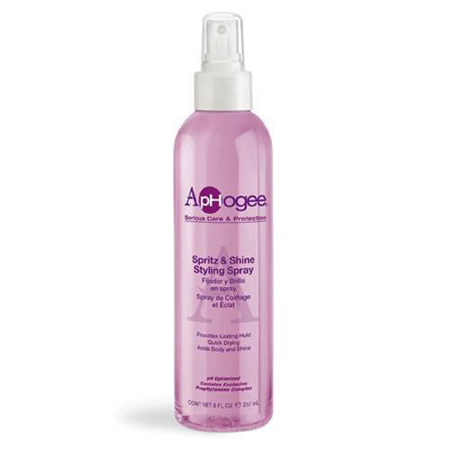 Aphogee Spritz and Shine Styling Spray