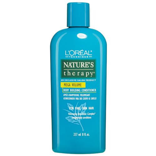L'oreal Nature's Therapy Mega Volume Body Building Conditioner