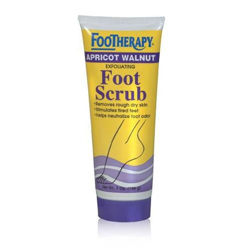 Queen Helene Footherapy Apricot Walnut Foot Scrub