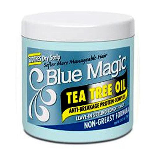 Blue Magic Tea Tree Oil