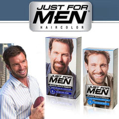 Just For Men Brush-In Color Gel Mustache Beard and Sideburns