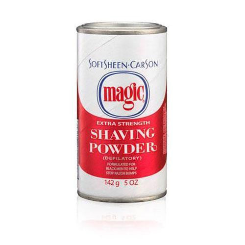 Softsheen-carson Magic Shaving Powder Red - Extra Strength