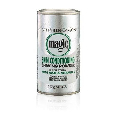 Softsheen-carson Magic Shaving Powder Platinum-Conditioning