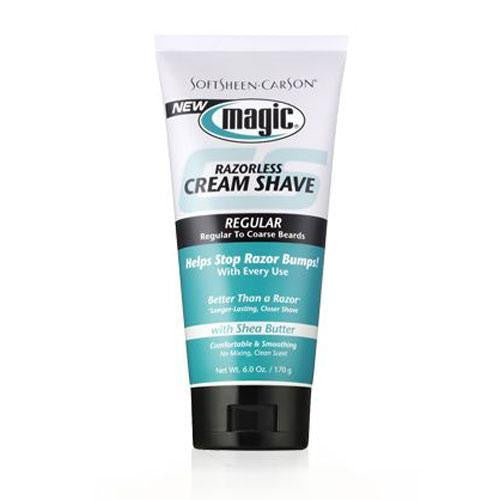 Softsheen-carson Magic Cream Shave - Regular
