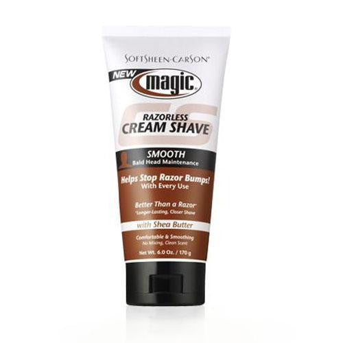 Softsheen-carson Magic Cream Shave - Smooth