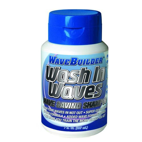 Wavebuilder Wash In Waves Wave Saving Shampoo
