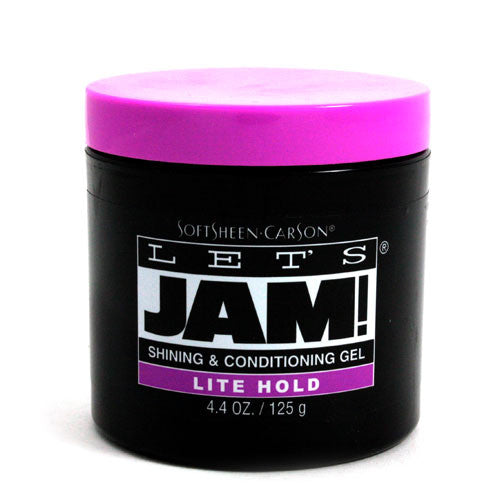 Let's Jam! Shining & Conditioning Gel Lite Hold