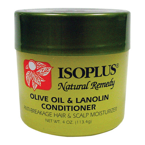 Isoplus Natural Remedy Olive Oil & Lanolin Conditioner