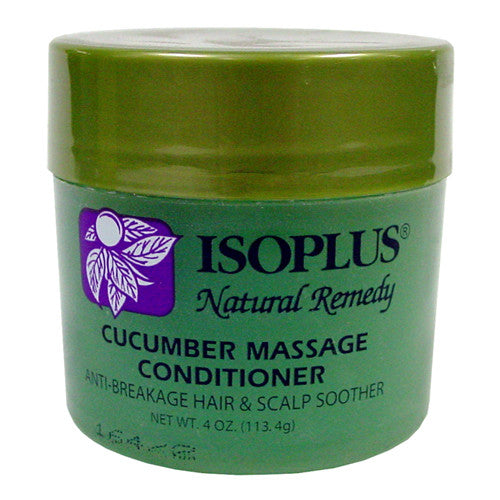 Isoplus Natural Remedy Cucumber Massage Conditioner