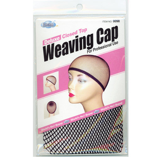 Lee Beauty Deluxe Closed Top Weaving Cap