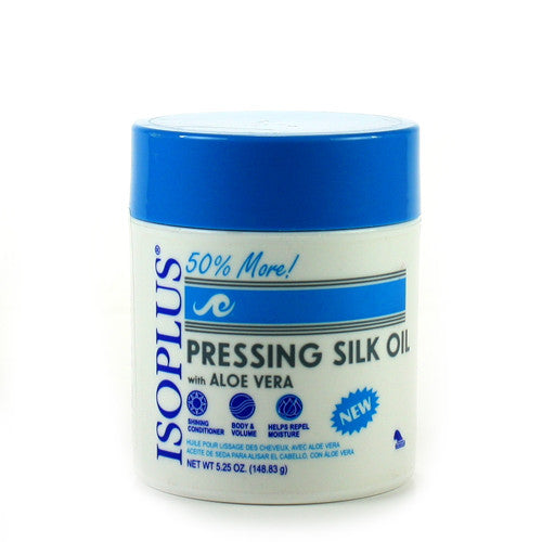 Isoplus Pressing Silk Oil With Aloe Vera