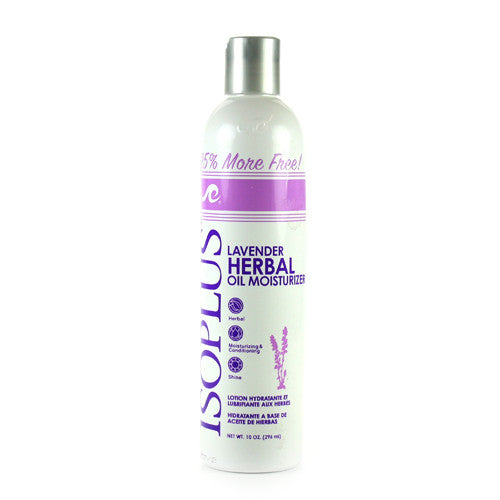Isoplus Lavender Herbal Oil Moisturizer