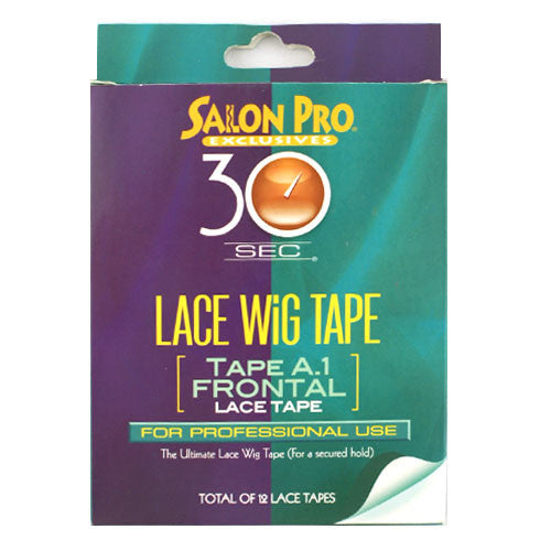 Salon Pro 30sec Lace Wig Tape A.1 Frontal