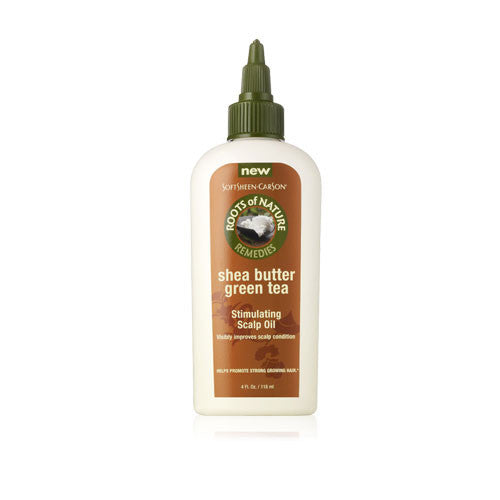 Softsheen Carson Roots Of Nature Remedies Stimulating Scalp Oil