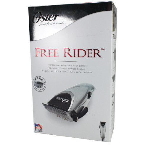 Oster Professional Free Rider Adjustable Pivot Clipper