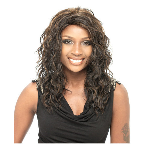 Janet Collection Human Hair Encore Lace Wig Karina