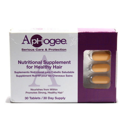 Aphogee Nutritional Supplement For Healthy Hair