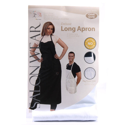 Salon Wear Deluxe Long Apron One Size