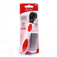 Kiss Callus Shaver and Rasp
