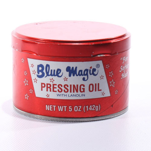 Blue Magic Pressing Oil With Lanolin