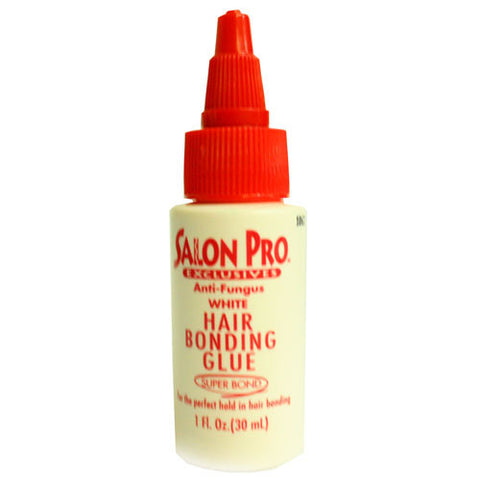 Salon Pro White Hair Bonding Glue
