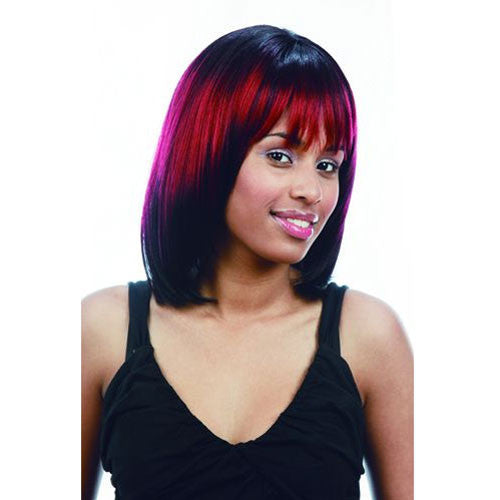 Motown Tress Synthetic Wig Stripy