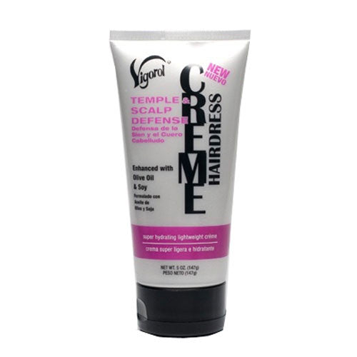 Vigorol Temple & Scalp Defense Creme Hairdress