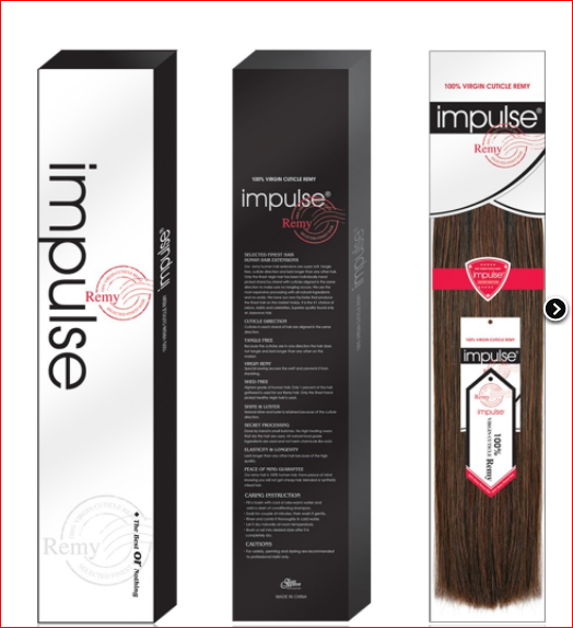 Impulse Remy 100% Virgin Cuticle
