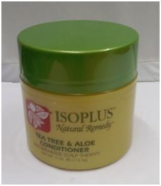 Isoplus Natural Remedy Tea Tree & Aloe Conditioner
