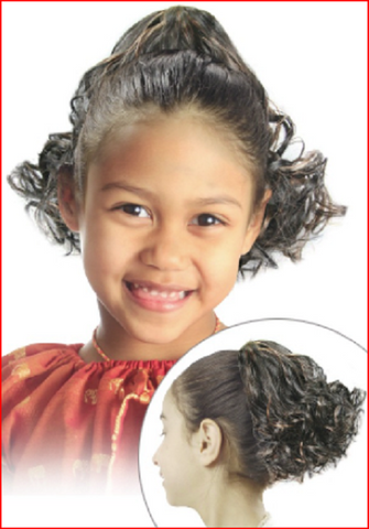 Magic Gold Kid's Jeanette CNT Ponytail