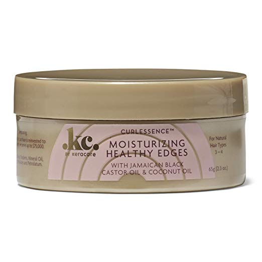 Curl Essence Moisturizing Healthy Edges with Jamaican Black Castor Oil & Coconut Oil by kc