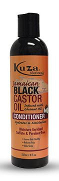 Kuza Naturals Jamaican Black Castor Oil Conditioner (8 fl oz.)