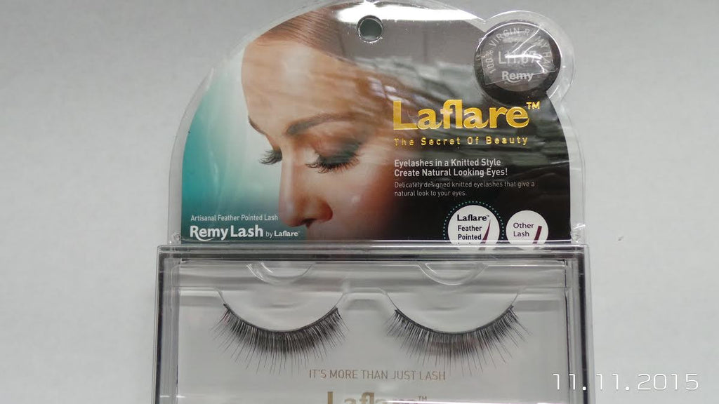 LaFlare Eyelashes 100% Virgin Remy Hair LH.07