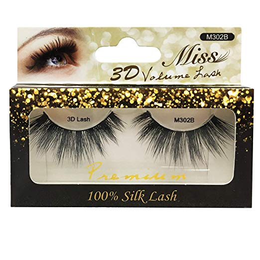 Miss Lash 100% Handmade Tapered 3D Volume lashes M302B