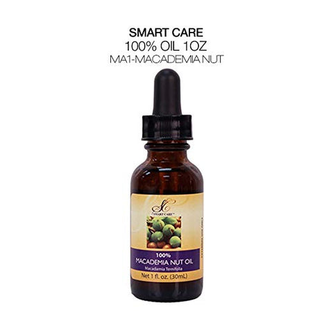 Smart Care 100% Macadamia Nut Oil