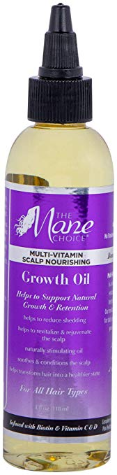 The Mane Choice Multi-Vitamin Scalp Nourishing Hair Growth Oil