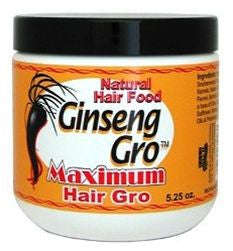 Ginseng Gro Maximum Hair Gro (4 oz.)