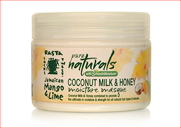 Jamaican Mango and Lime Pure Naturals Coconut Milk & Honey Moisture Masque