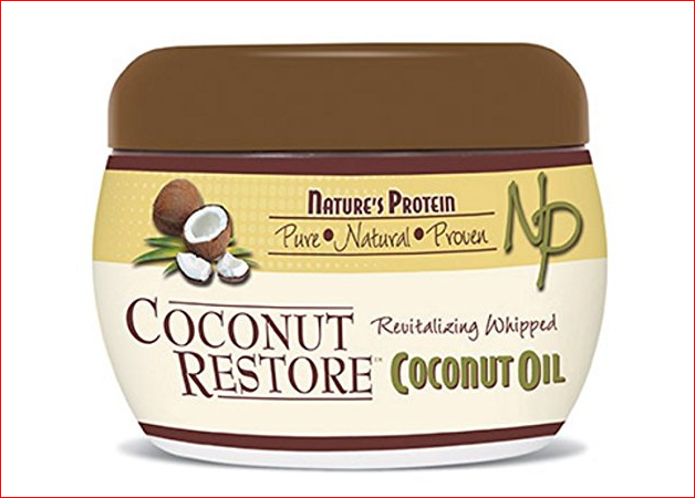 Nature's Protein Coconut Restore Revitalizing Whipped Coconut Oil