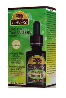 Okay 100% Pure Tamanu Oil for skin (1.0 fl oz.)