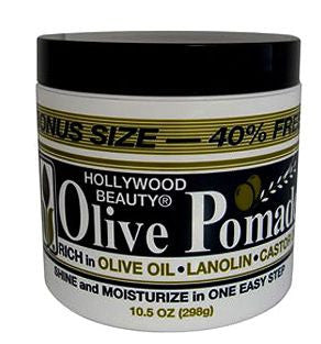 Hollywood Beauty Olive Pomade