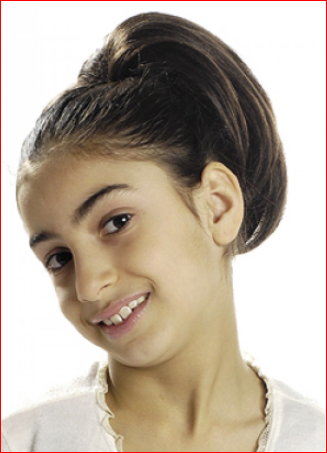 Magic Gold Kid's Oprah CNT Ponytail