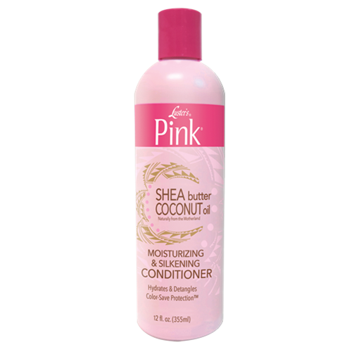 Luster's Pink Shea Butter Coconut Oil Moisturizing & Silkening Conditioner (12 fl. oz.)