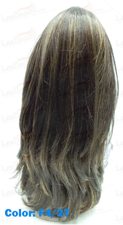 RnB Lacefront Synthetic Wig Five