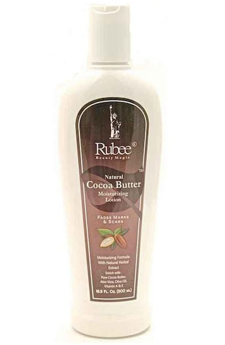 Rubee Natural Cocoa Butter