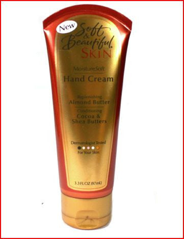 Soft &beautiful Skin Moisture Soft Hand Cream