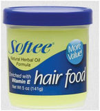 Softee Hair Food With Vitamin E