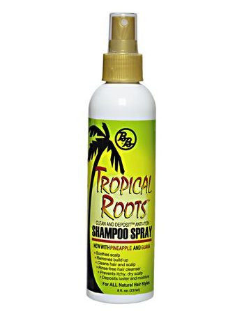 BB Tropical Roots Shampoo Spray (8 fl oz.)