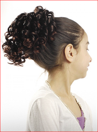 Magic Gold Kid's Twirl CNT Ponytail